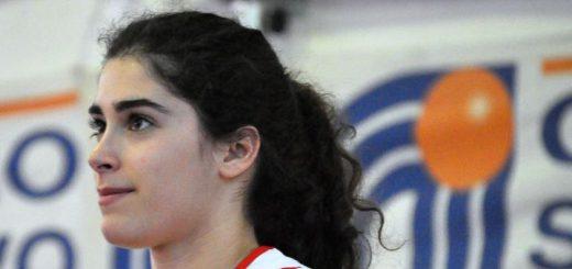 Giovanna Ciucarelli (centrale)