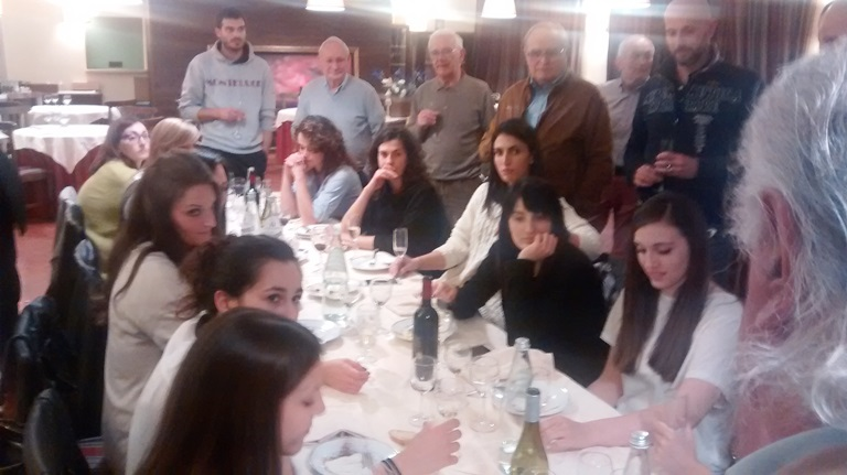 """Al """"Golf Club Perugia"""" la 3M Pucciufficio chiude la stagione"""