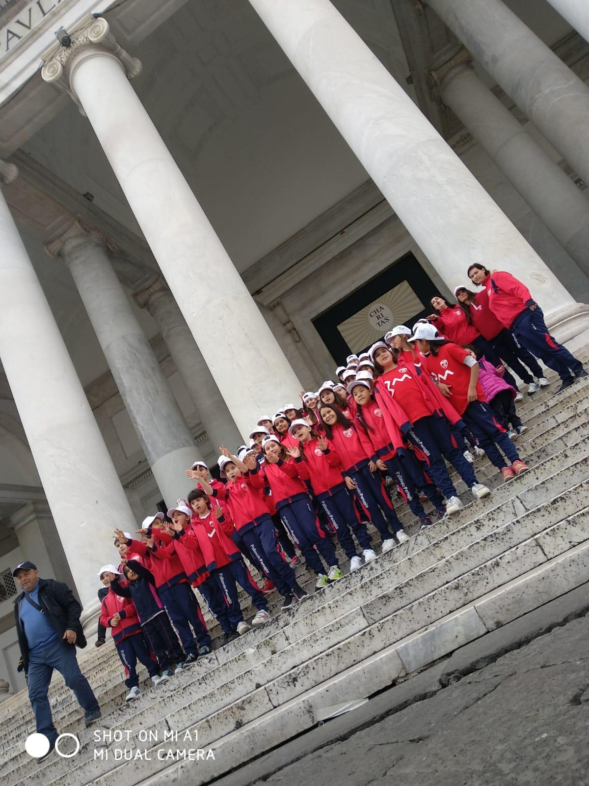 Pallavolo Perugia sogna il 'triplete' con il settore giovanile