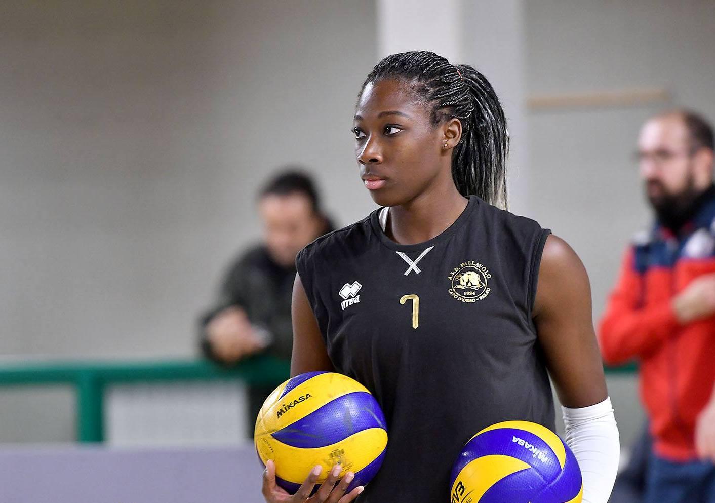 3M Perugia: il roster si arricchisce con Joelle M'Bra