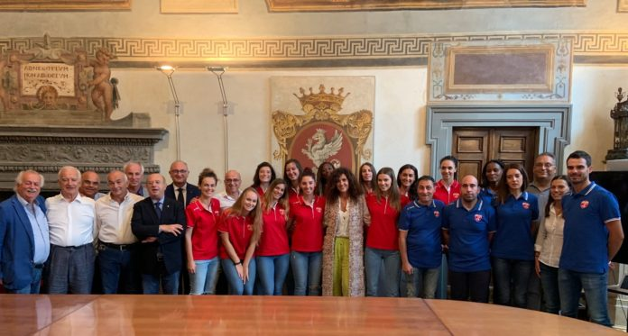 Vetrina istituzionale per la 3M Perugia