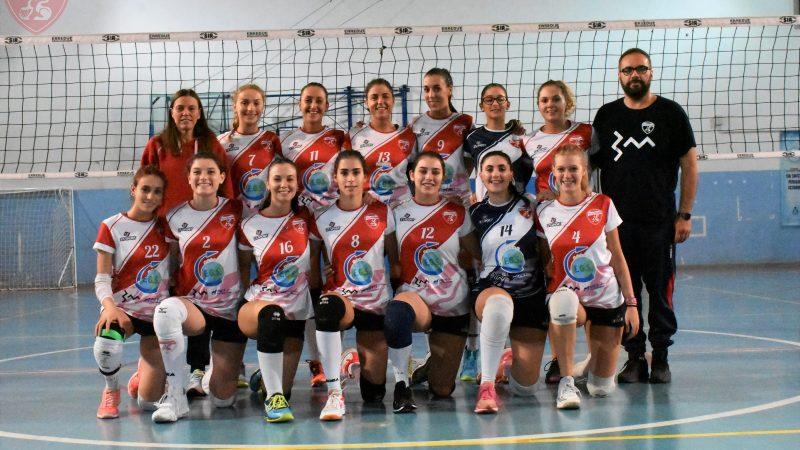 Serie C: SIR Safety Rivotorto Vs/ EGS Pallavolo Perugia 0-3 (16-25 22-25 15-25)