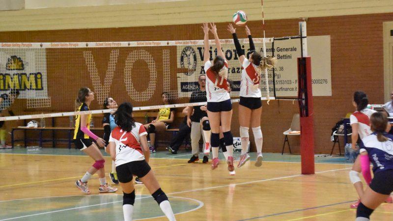 Serie D: School Volley Vs/ Torme Meccanica Pallavolo Perugia 3-1