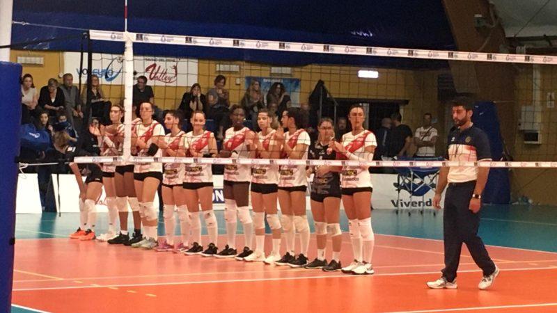 Passo indietro 3M Perugia: Volleyrò fa la voce grossa (3-1)