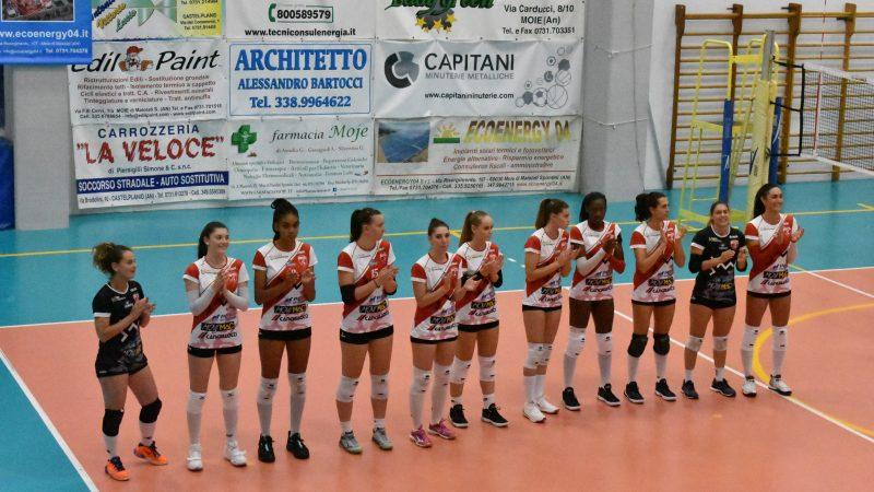 La 3M Perugia non c'è, Castel Franco vince facile
