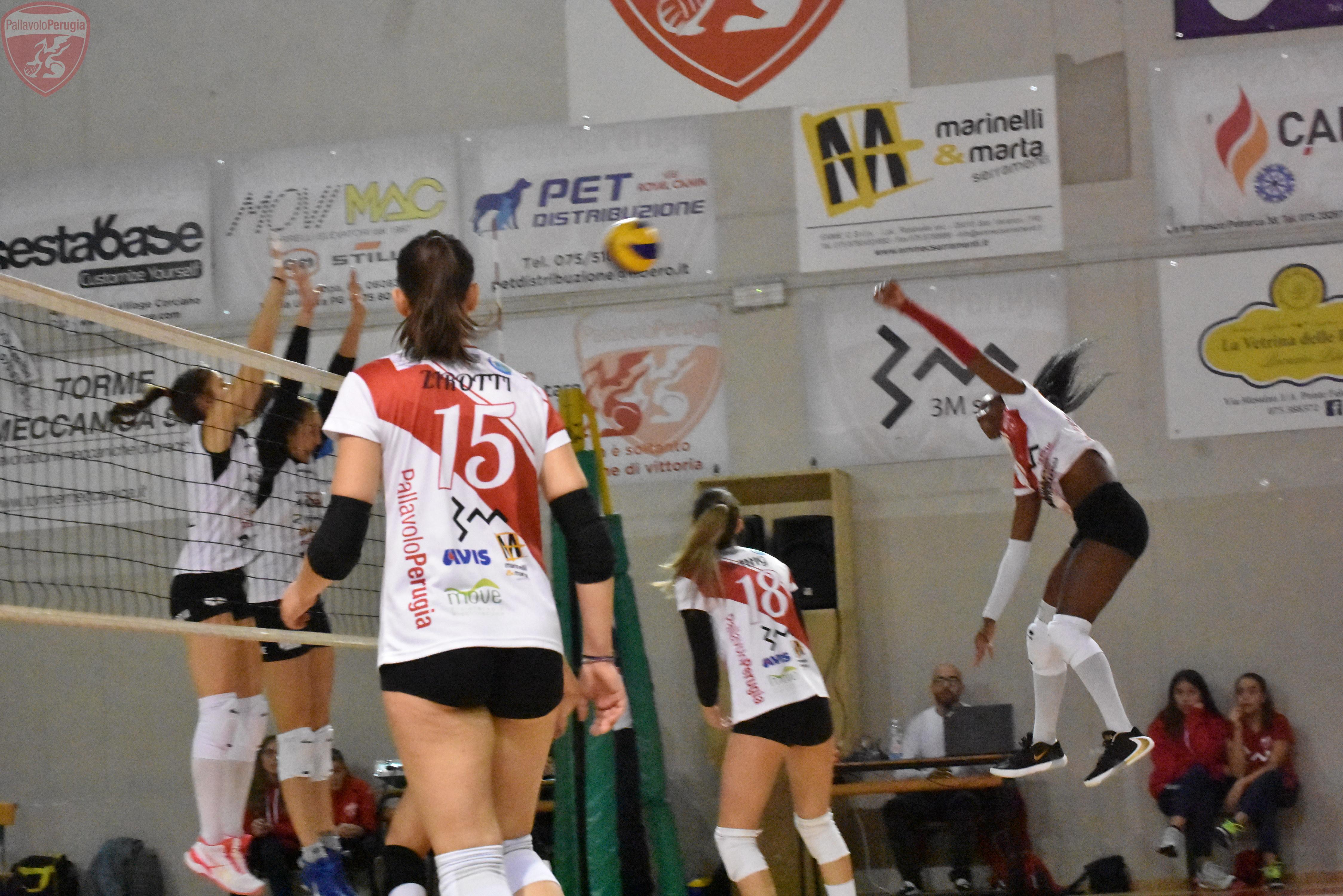 Derby di fuoco in B1: Trevi per allungare, Perugia per la salvezza