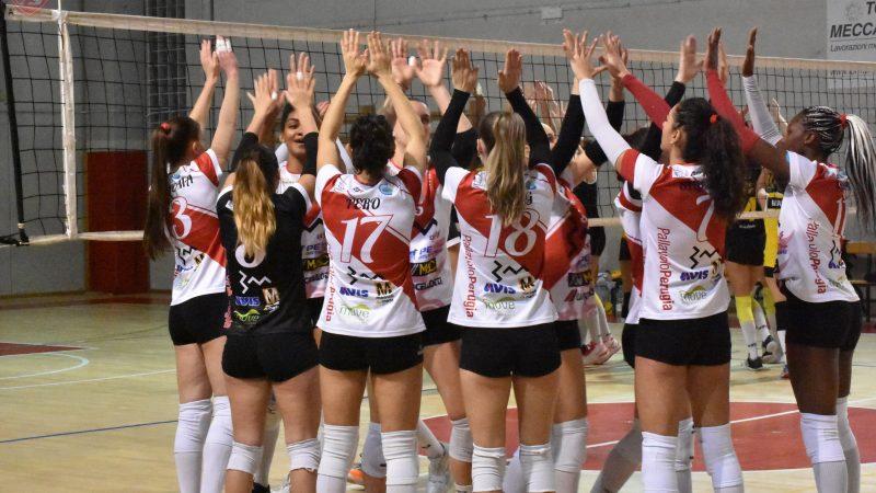 La 3M Perugia alla ricerca di punti salvezza contro Capannori
