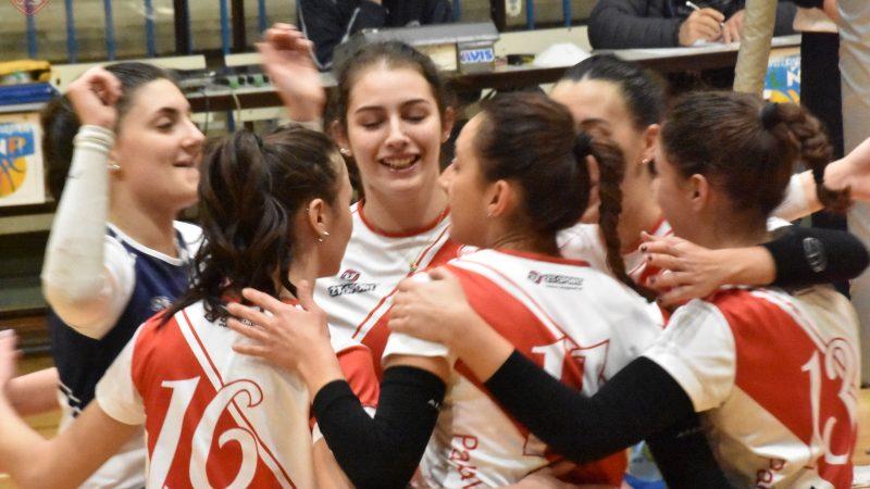 Serie C: ECOMET Marsciano Vs/ EGS Pallavolo Perugia 3-1