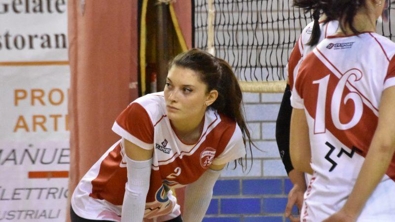 Serie C: EGS Pallavolo Perugia Vs/ Ellera Volley 3-0