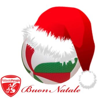 Buon Natale dalla Pallavolo Perugia