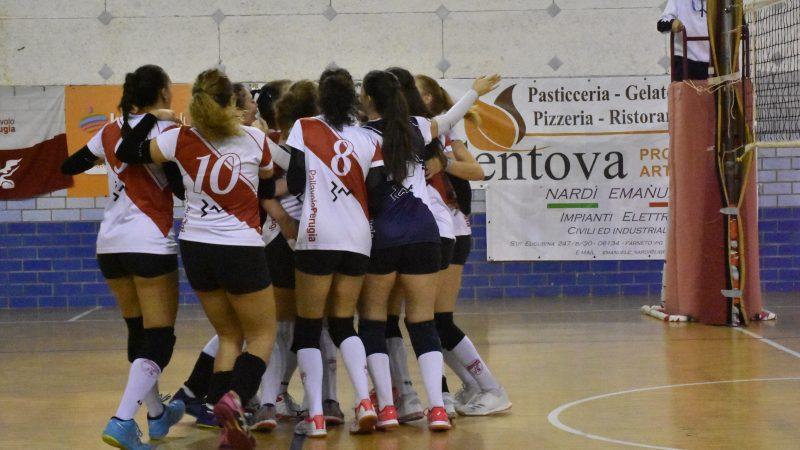 Serie C: EGS Pallavolo Perugia Vs/ SIR Rivotorto 3-0