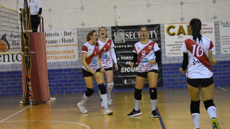 Serie C: EGS Pallavolo Perugia Vs/ Nuova Trasimeno Volley 0-3
