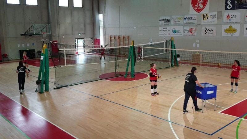 Pallavolo Perugia riparte con oltre 120 atlete e in totale sicurezza
