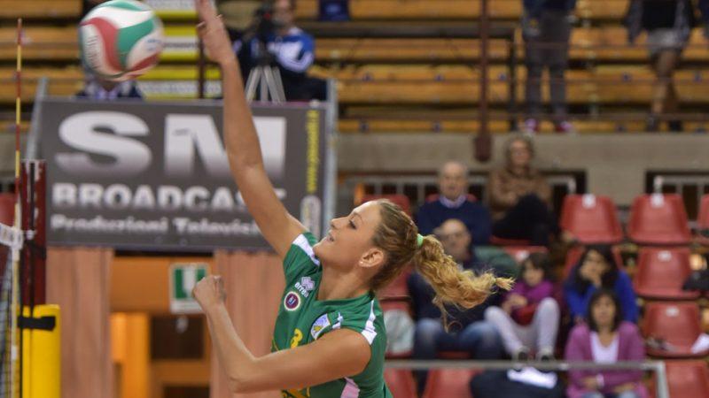 Primo tassello per la 3M Perugia: Martina Tiberi